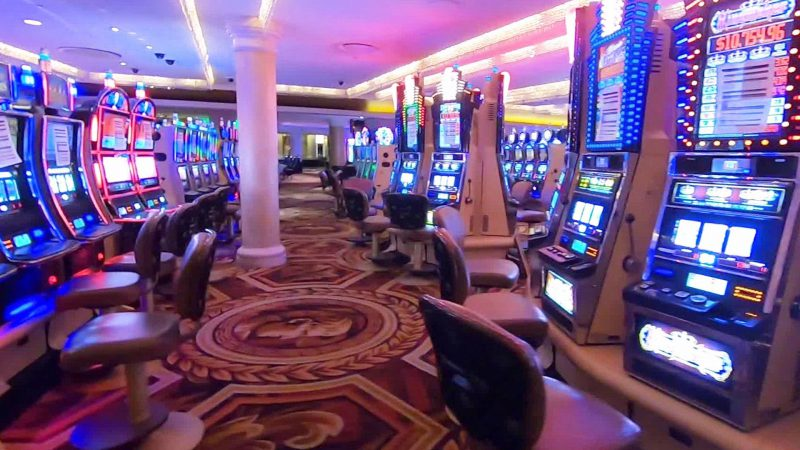 The Top Secrets Casinos Don't Want You To Know